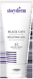 Black Cavi Heating Gel