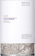 Skin Accumax 180