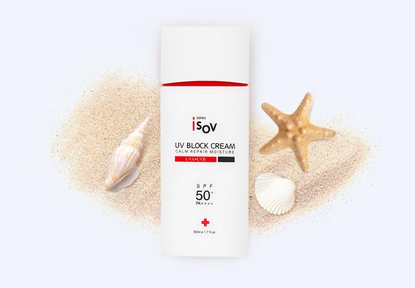 UV Block cream SPF50