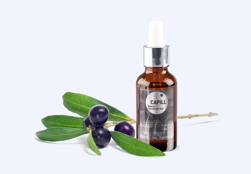 BCAPILL Bioactiv Complex for Hair